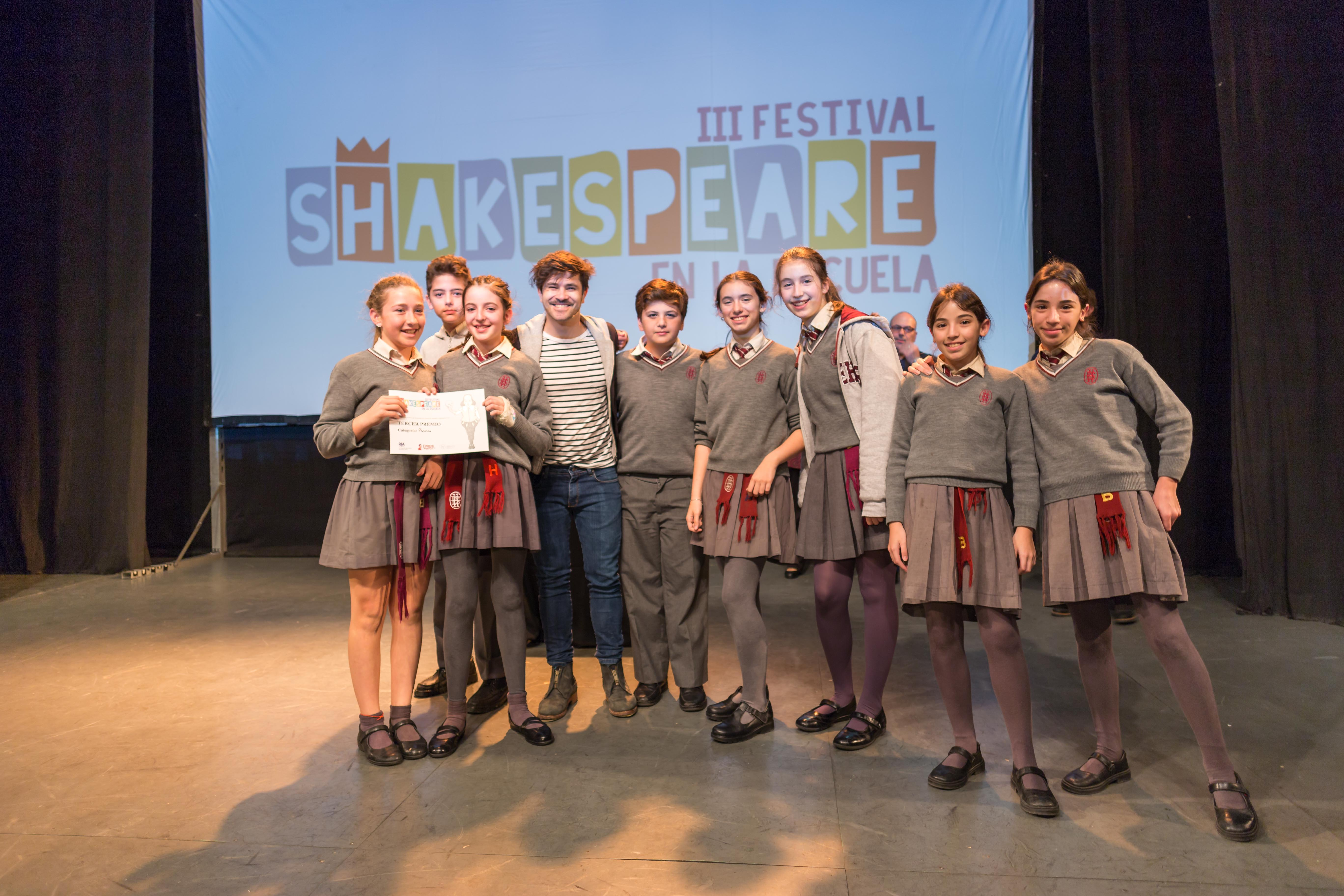 III Festival Shakespeare Escuela. Primaria. 2017-101