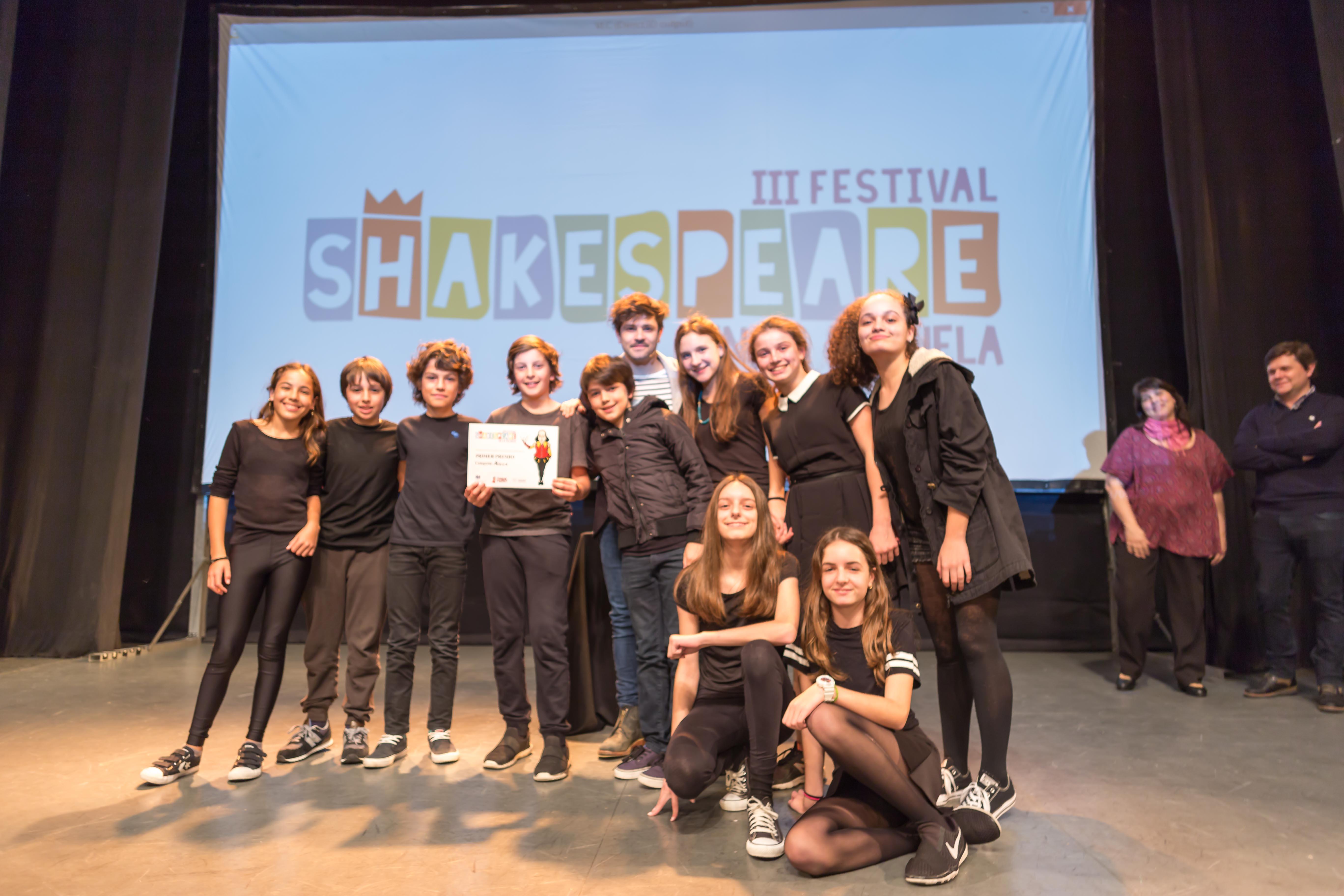III Festival Shakespeare Escuela. Primaria. 2017-108