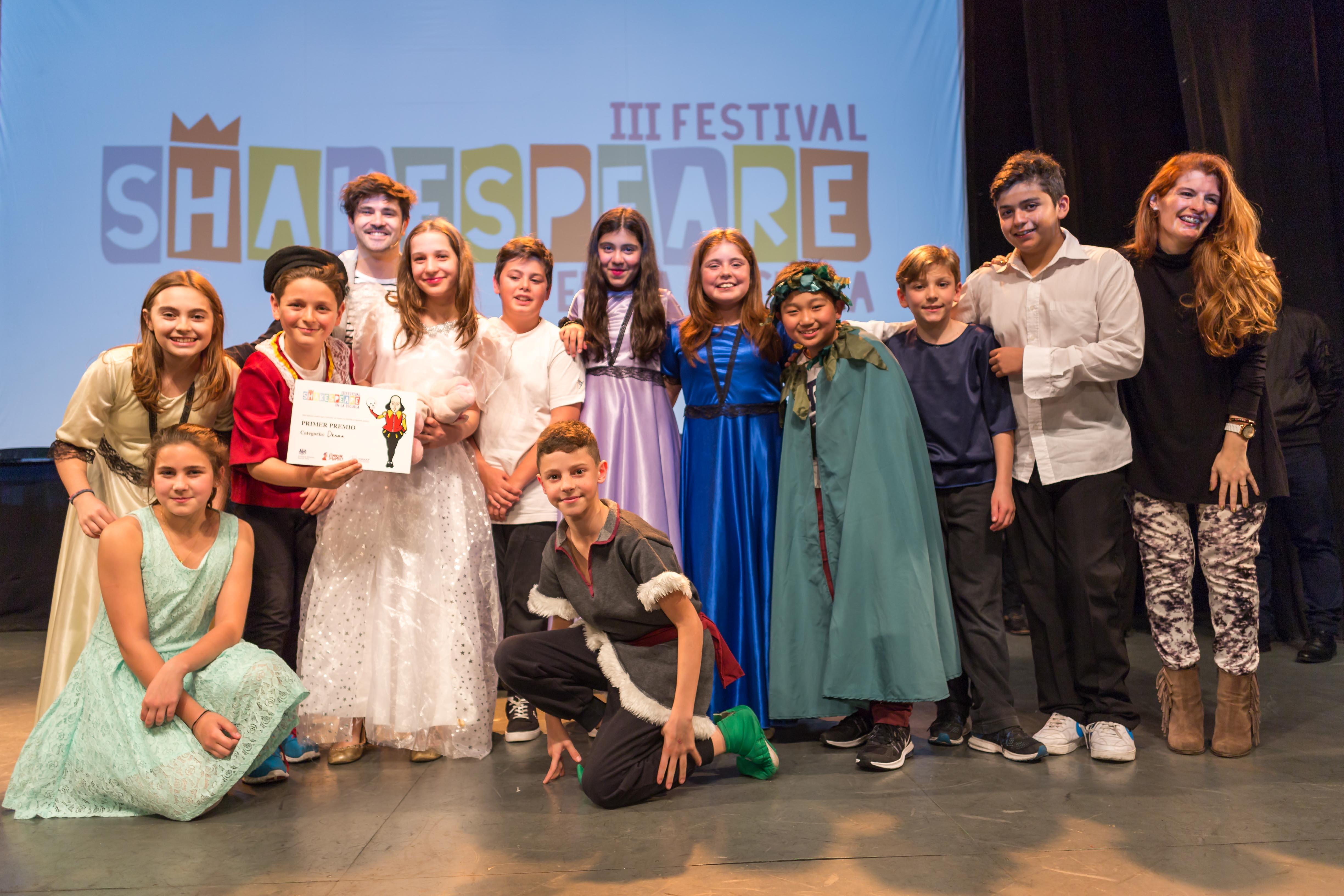 III Festival Shakespeare Escuela. Primaria. 2017-113