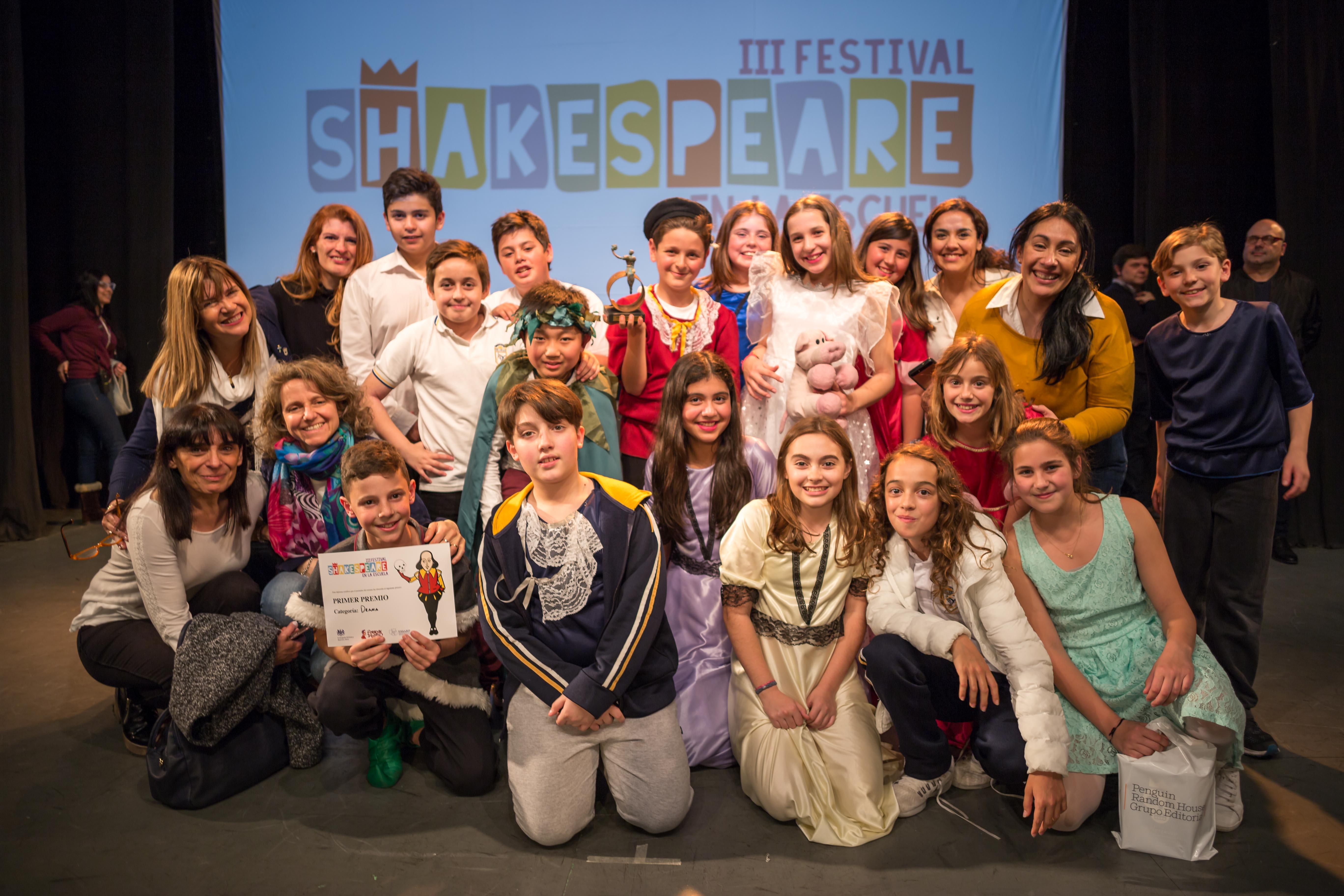III Festival Shakespeare Escuela. Primaria. 2017-122