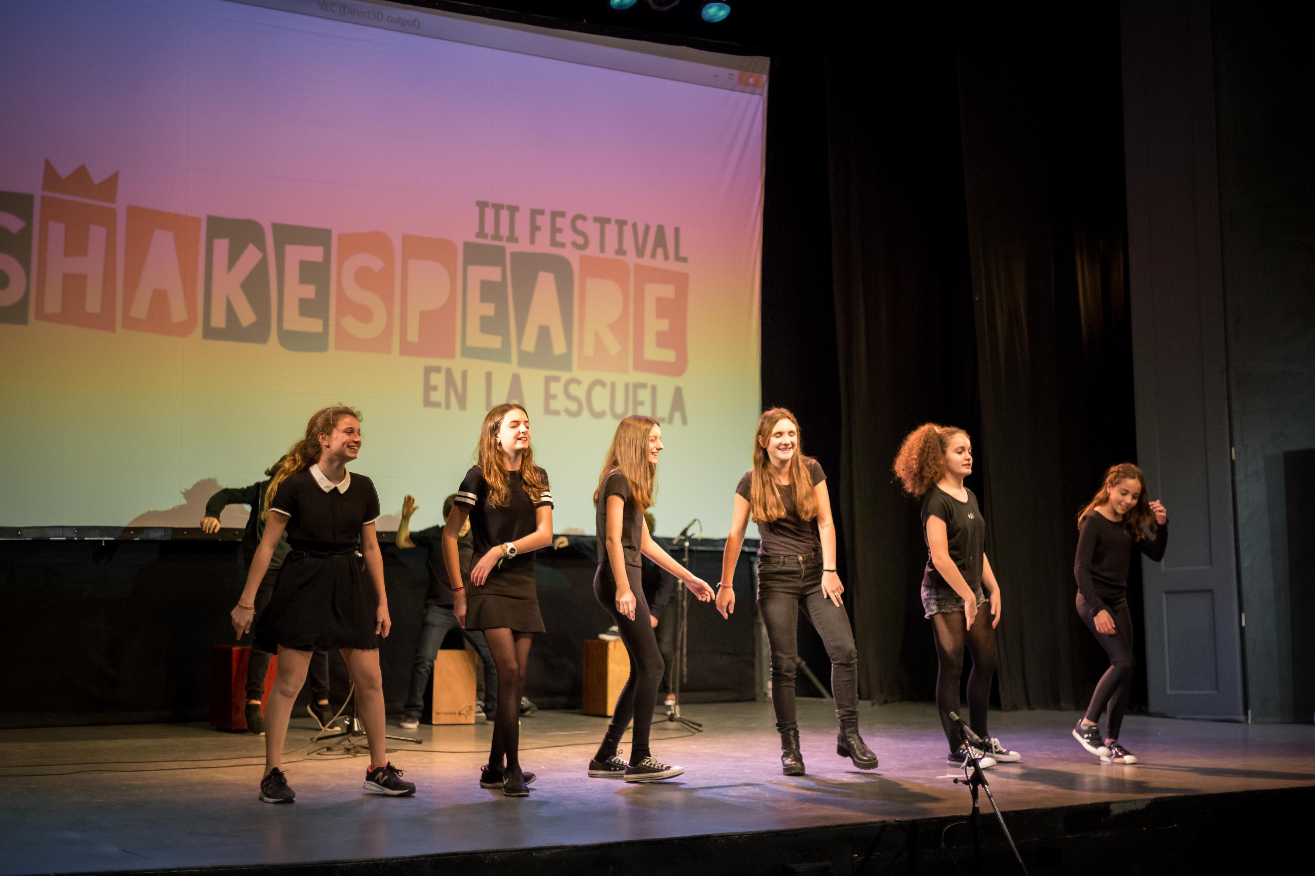 III Festival Shakespeare Escuela. Primaria. 2017-17