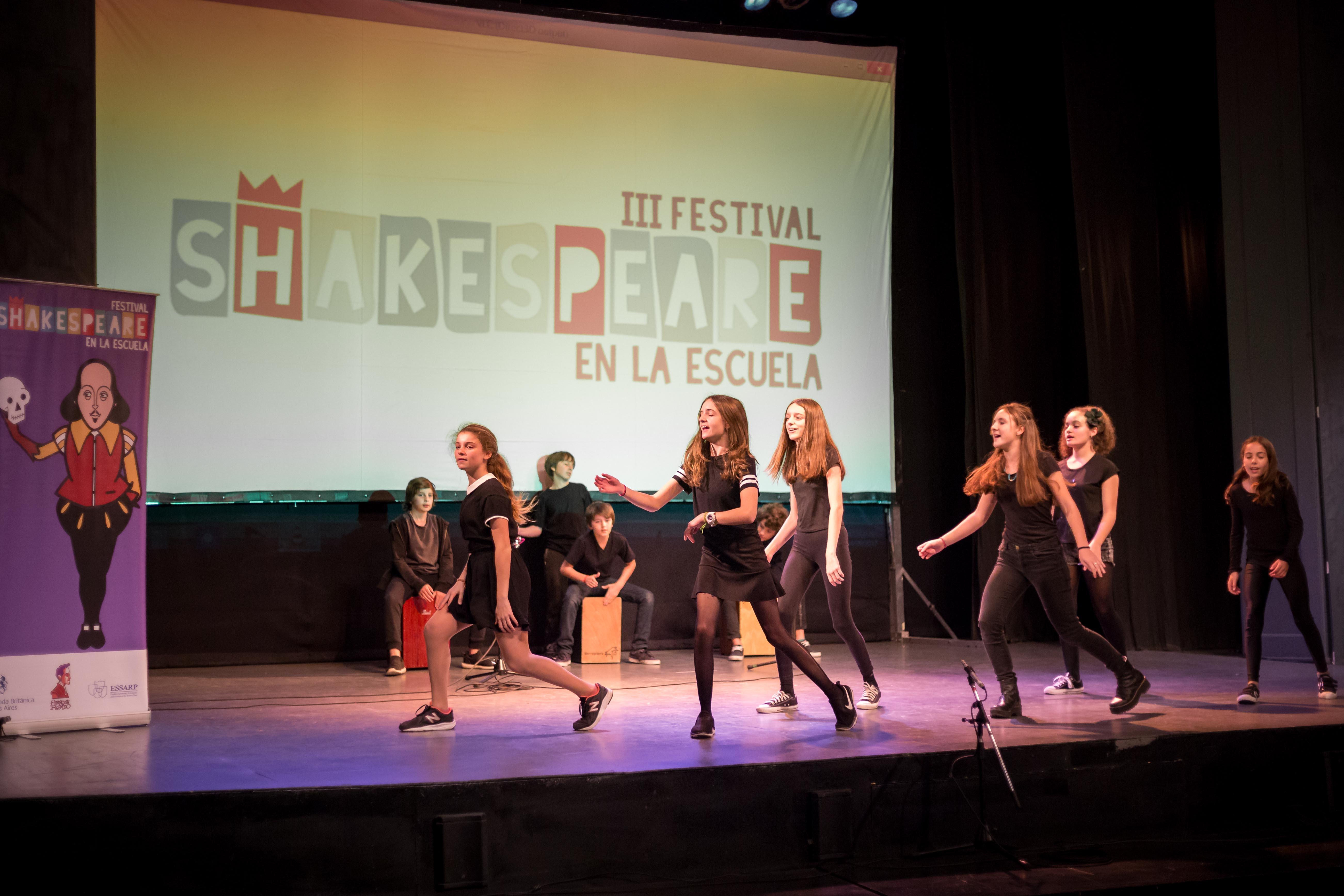III Festival Shakespeare Escuela. Primaria. 2017-18