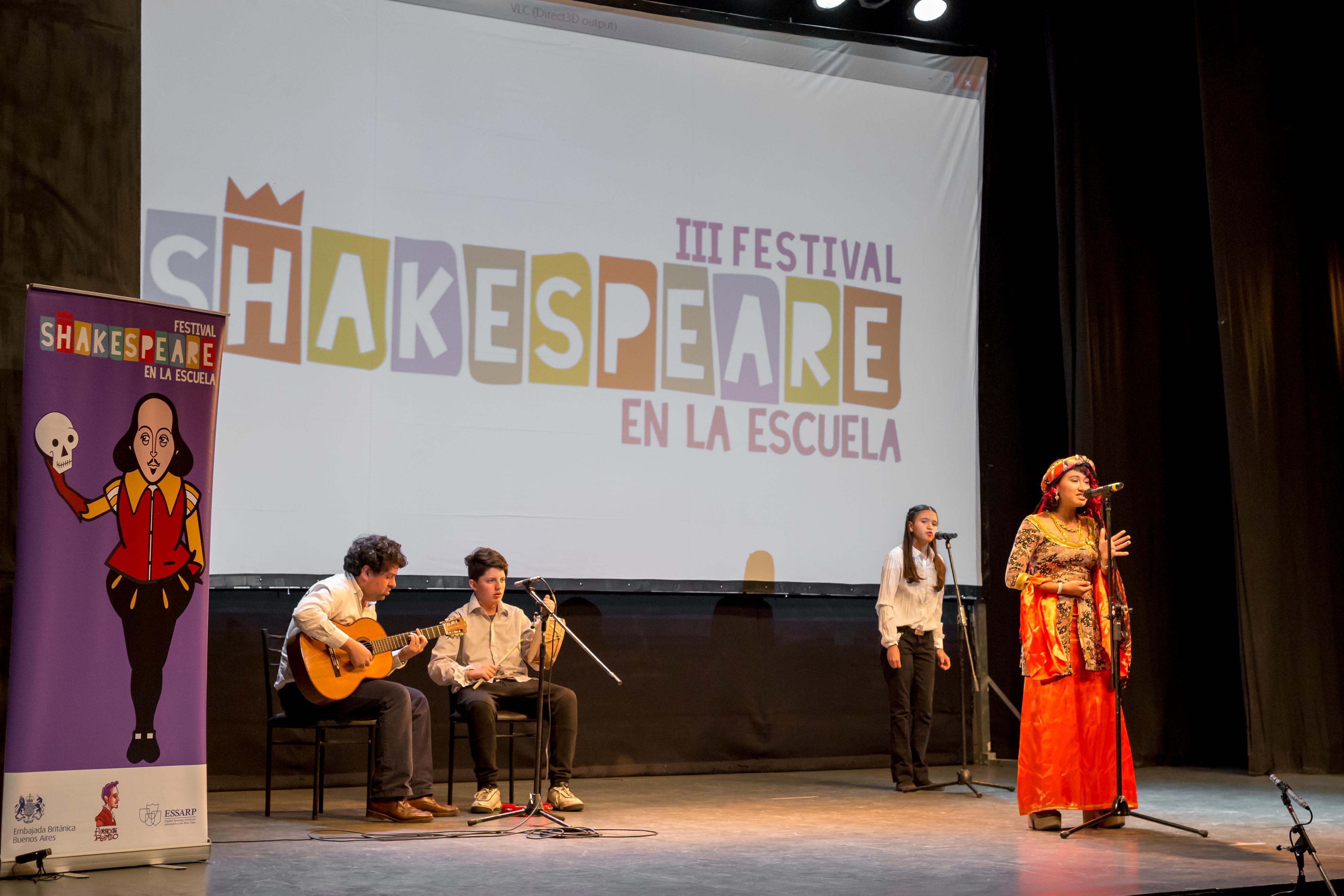 III Festival Shakespeare Escuela. Primaria. 2017-24
