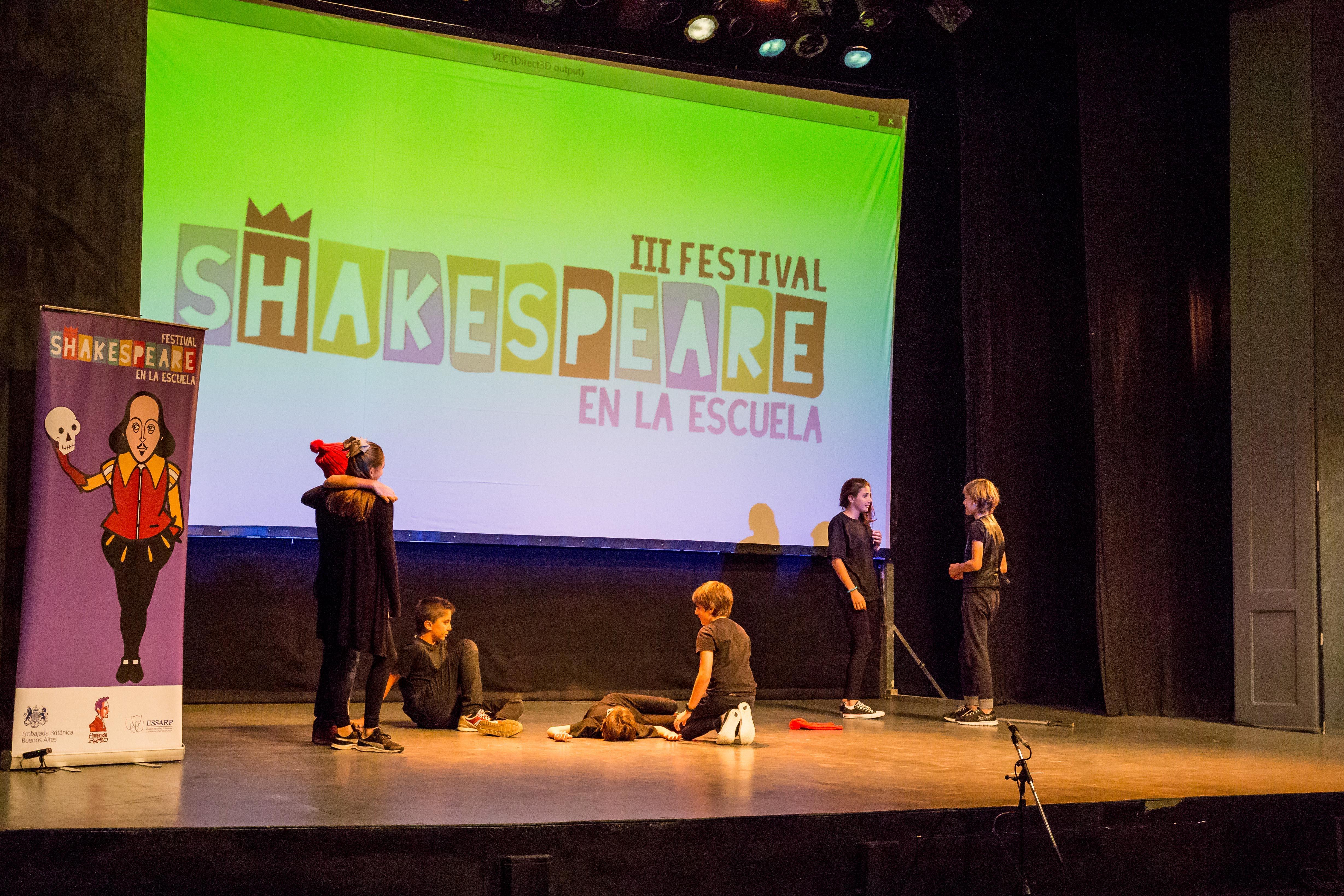 III Festival Shakespeare Escuela. Primaria. 2017-69
