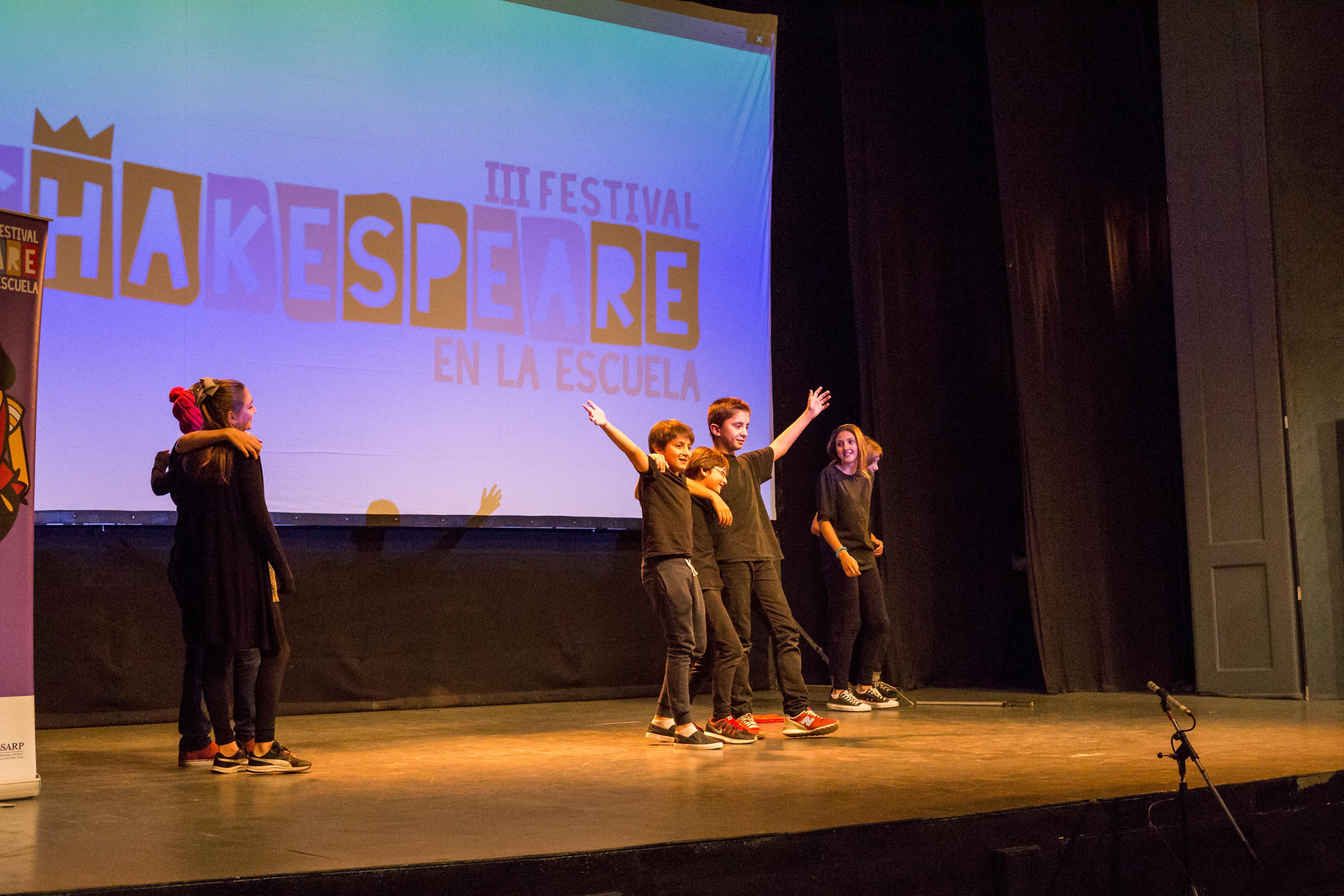 III Festival Shakespeare Escuela. Primaria. 2017-70