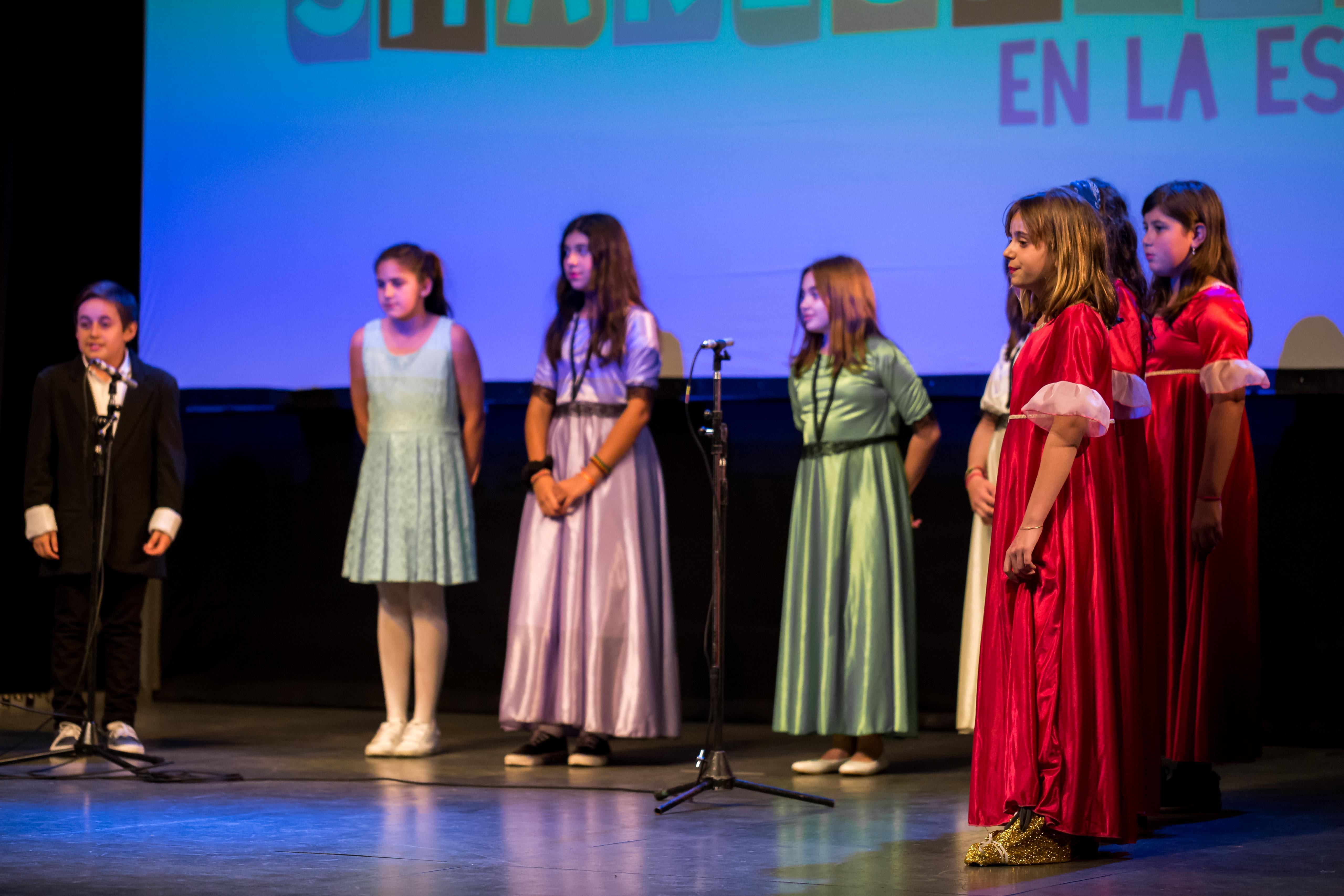 III Festival Shakespeare Escuela. Primaria. 2017-8