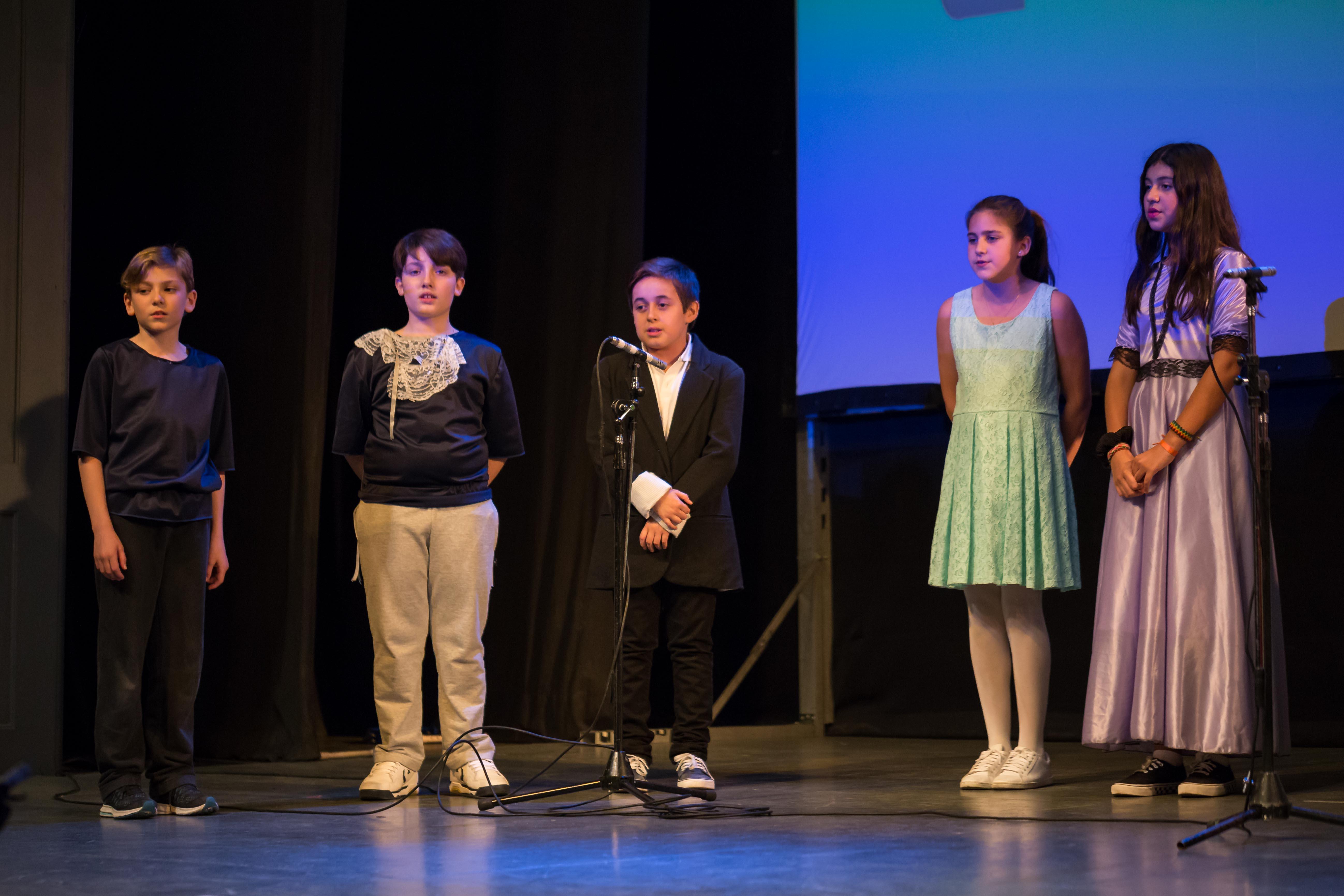 III Festival Shakespeare Escuela. Primaria. 2017-9