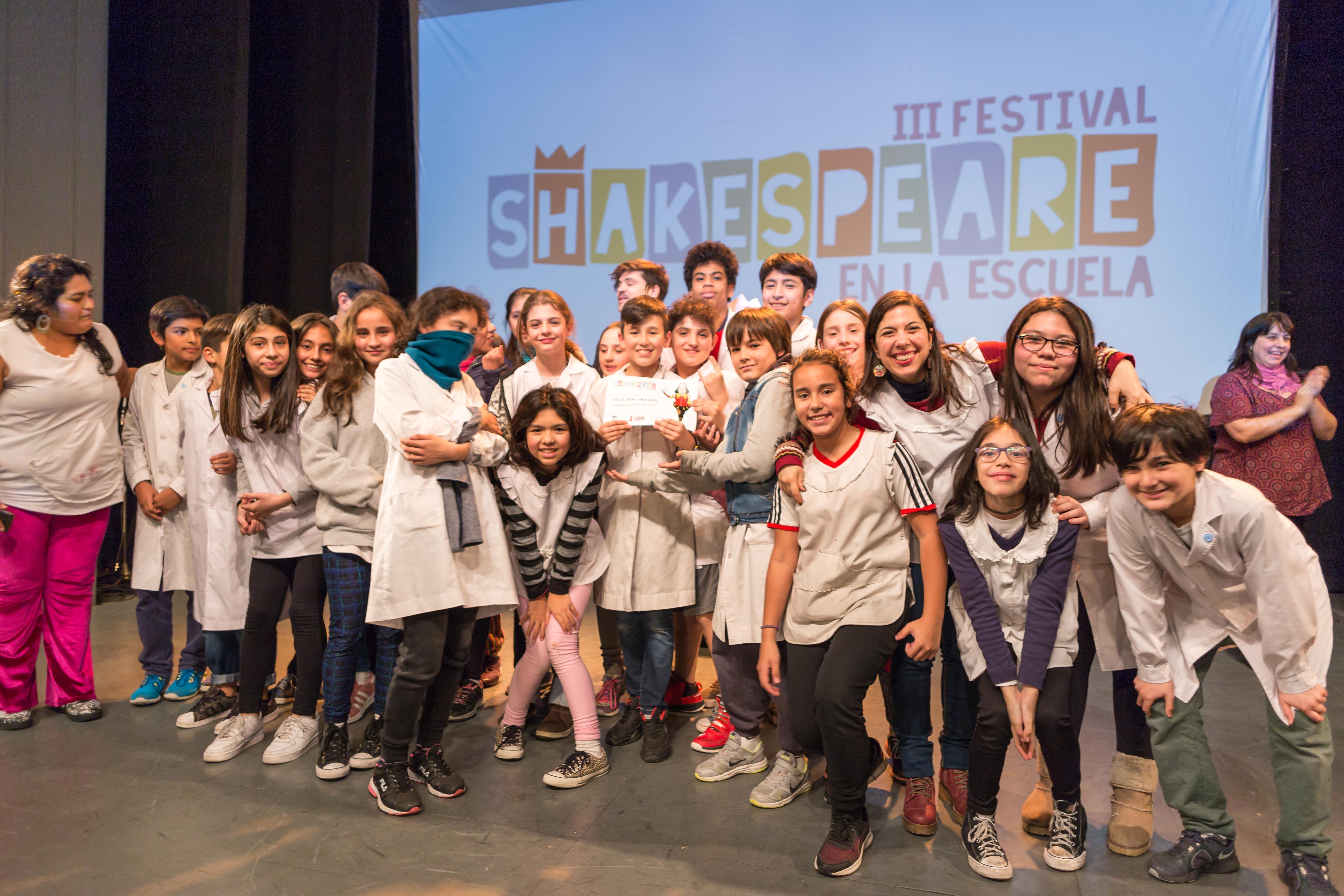 III Festival Shakespeare Escuela. Primaria. 2017-97