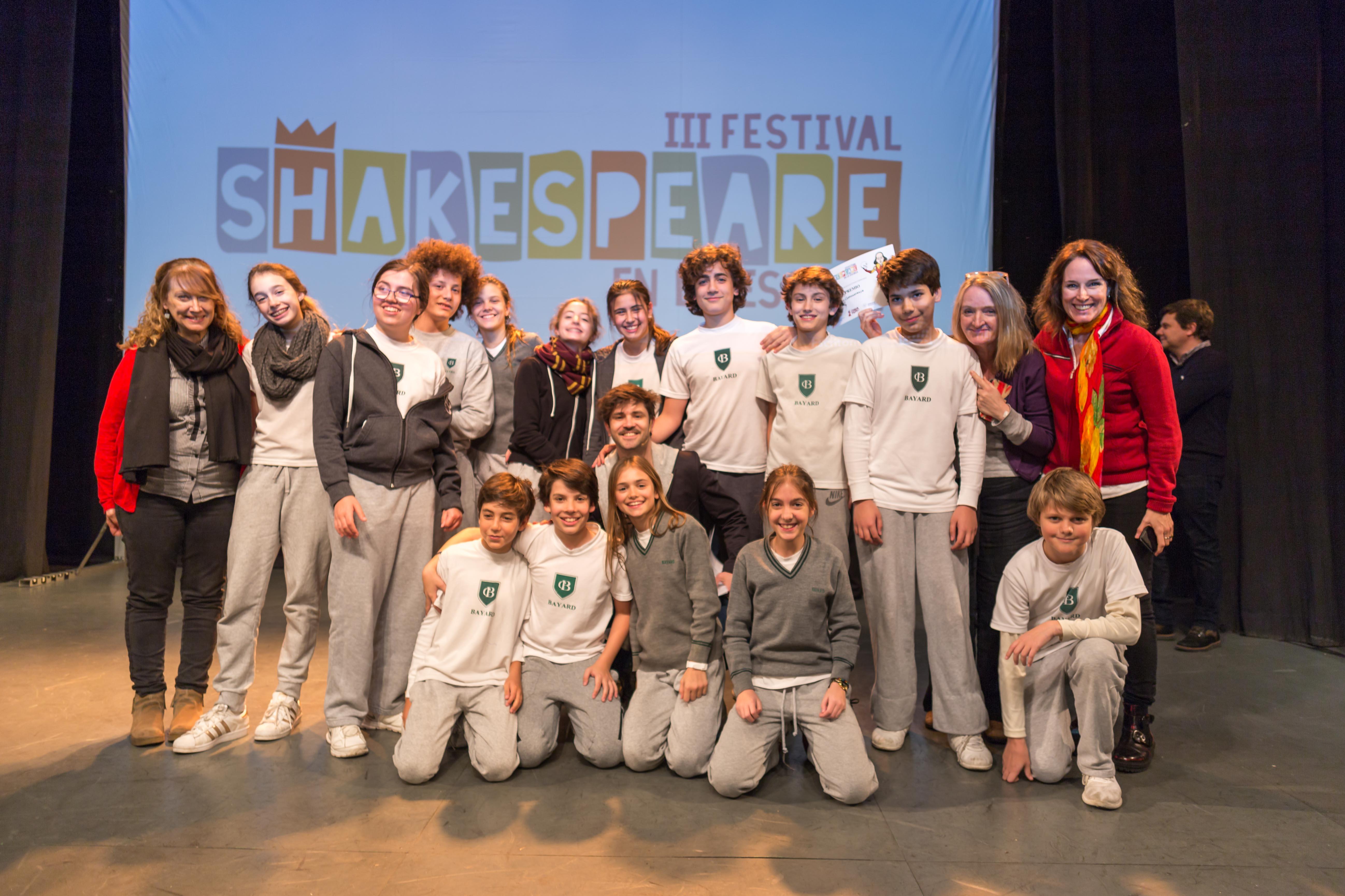 III Festival Shakespeare Escuela. Primaria. 2017-98